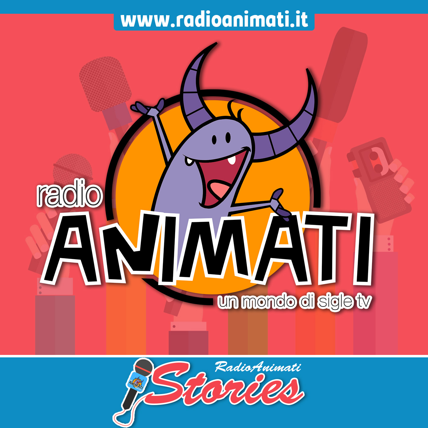 RadioAnimati Stories